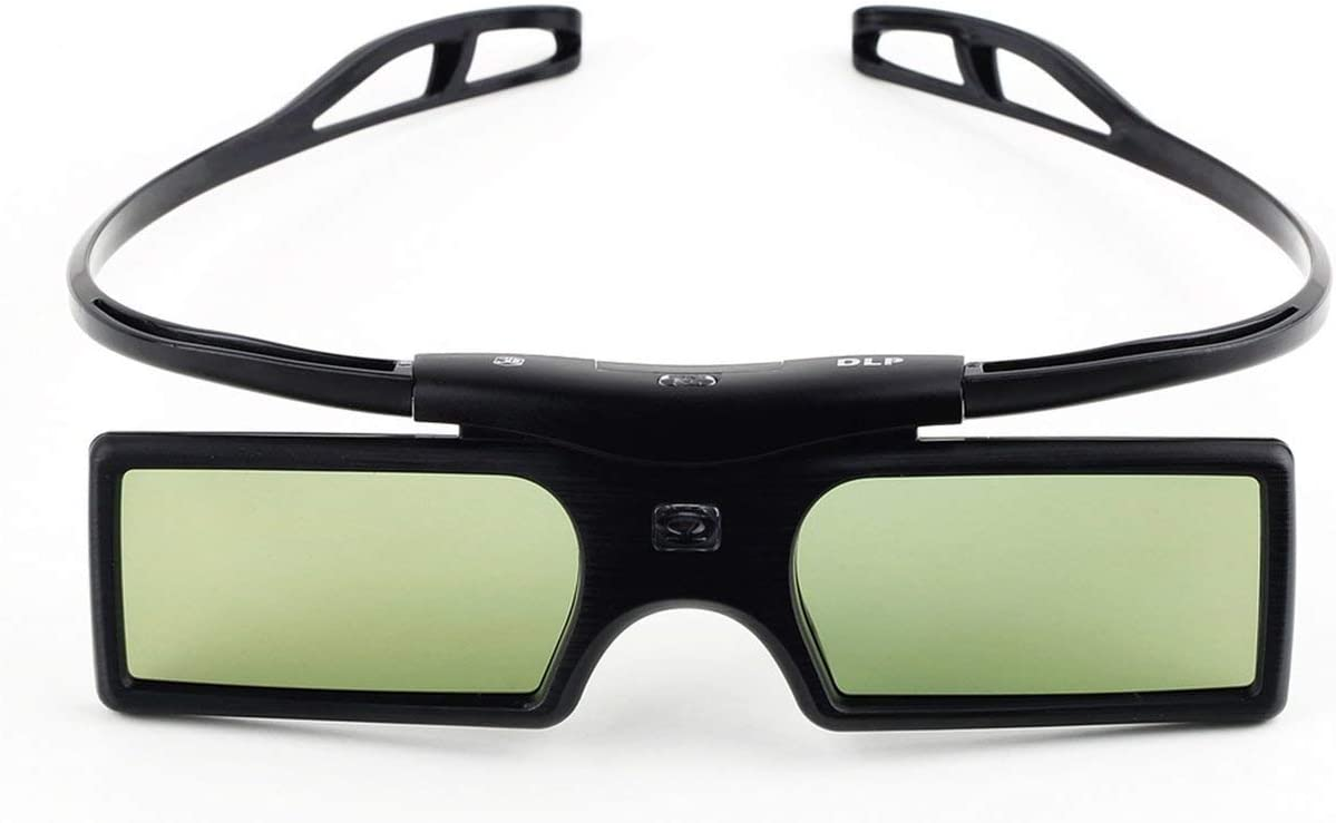 Dailyinshop G15-DLP 3D Obturador Activo Gafas para proyector Smart ...