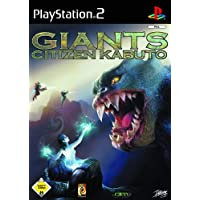 Giants: Citizen Kabuto - [PlayStation 2]