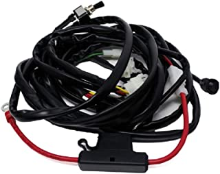 product image for Baja Designs S8 IR Wire Harness With Mode 2 Bar Max 325 Watts 640122