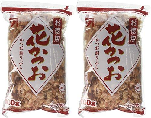 Kaneso Tokuyou Hanakatsuo , Dried Bonito Flakes 3.52 Ounce (2 Bags) by Kaneso (Image #1)