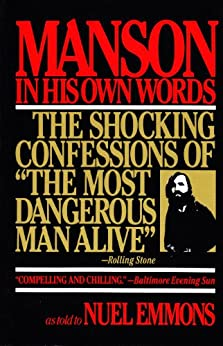 Manson in His Own Words by [Emmons, Nuel]