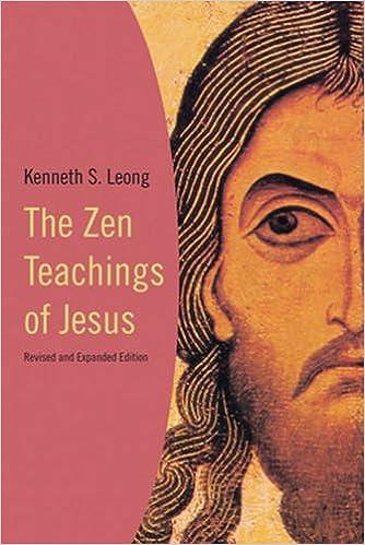 Book The Zen Teachings of Jesus