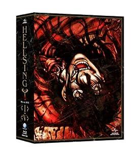 【Amazon.co.jp限定】HELLSING OVA I-V Blu-ray BOX(期間限定生産)(オリジナルポストカード付き)