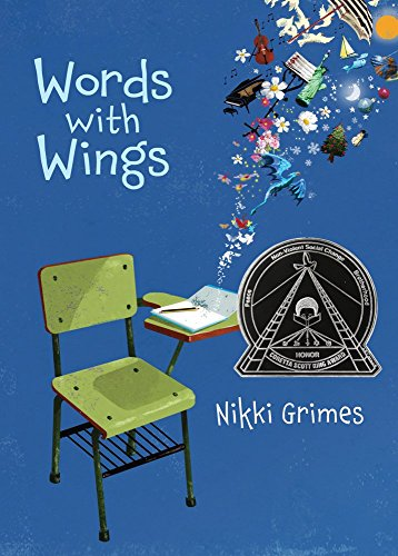 Words with Wings by Nikki Grimes (1-Sep-2013) Hardcover (With Wings Words)
