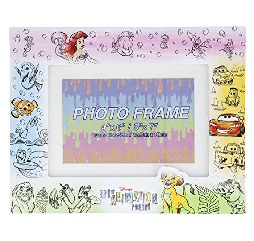 Walt Disney World Art of Animation 4 x 6 or 5 x 7 Photo Frame