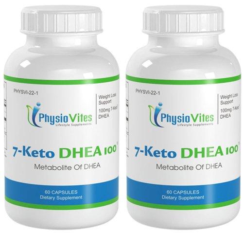 7-Keto DHEA 100 Optimum PhysioVites Dr recommandées 7-Keto ® 100mg 120 Capsules 2 Bouteilles