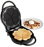 VillaWare V3100 Classic Waffler Heart Shaped