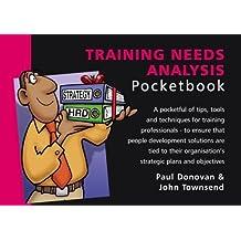 The Training Needs Analysis Pocketbook