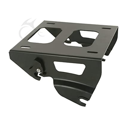 Carrier Systems Original Detachables Solo Tour-pak Mounting Rack For Harley Road King Street Glide 14-17