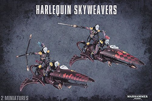 Warhammer 40K Harlequin Skyweavers Photo