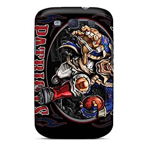 Samsung Galaxy S3 NlQ20298hOye Allow Personal Design High-definition New England Patriots Series Best Hard Phone Cases -Marycase88
