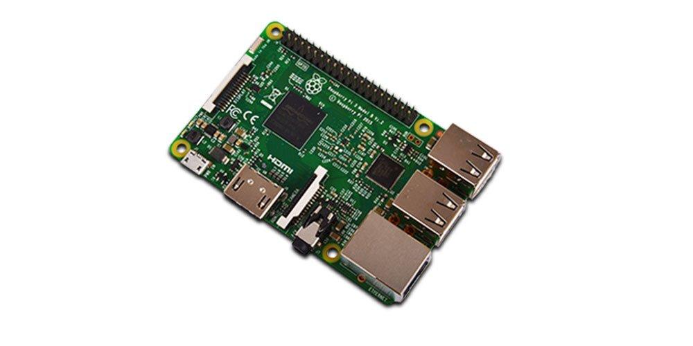 Nuevo! Raspberry Pi 3 Kit - Raspberry Pi 3 con 16 GB Tarjeta SD ...