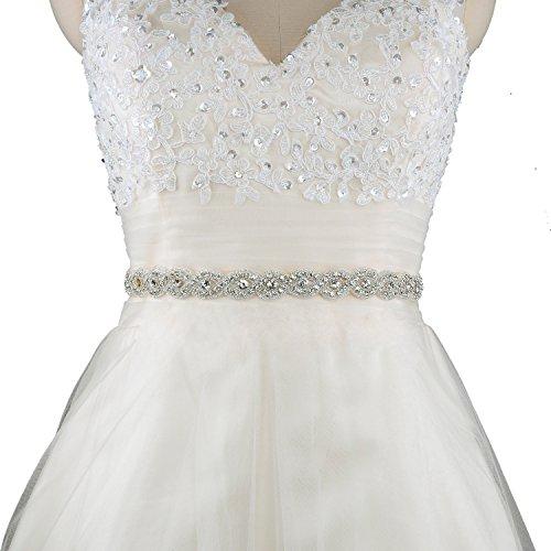 Azaleas Women's Wedding Belt Sashes Bridal Sash Belts