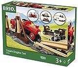 BRIO Steam Engine Set