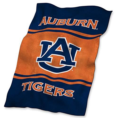 Fleece Throw Auburn Tigers (NCAA Auburn Ultrasoft Blanket)