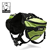 Dog.Dog.Cat. Super High Performance Precise Fitting Dog Backpack with removable pack and precise fit dog harness. (Small)