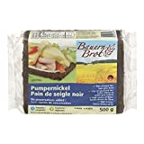 BAUERNBROT Pumpernickel Bread Germany, 500g
