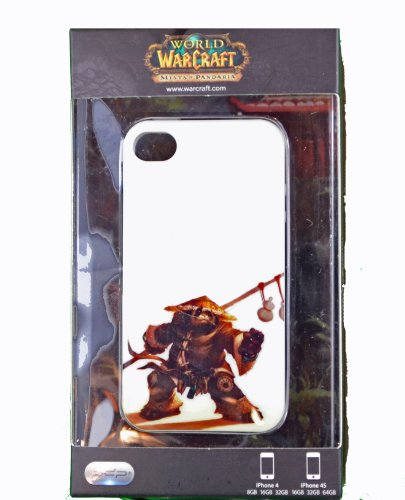 PDP Blizzard World of Warcraft MoP - Warrior - iPhone 4/4S Case (Mop Case)