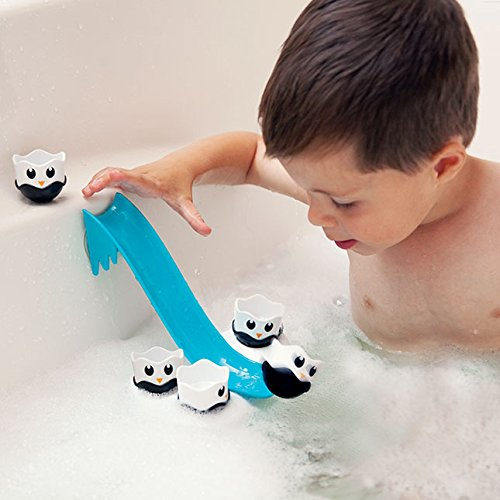 Fat Brain Toys Waddle Bobbers Bath (Wobble Penguin)