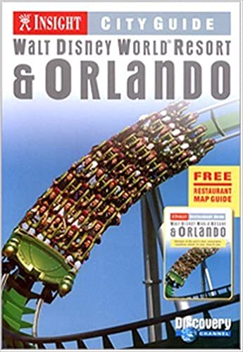 Book Orlando Insight City Guide (Insight City Guides) by Brian Bell (2004-12-18)