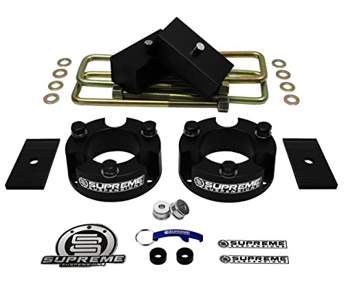 Supreme Suspensions - Frontier Lift Kit Full Suspension Lift 3