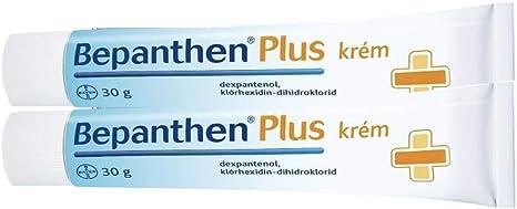 Bepanthen Plus Cream 60g 2x 30g Tube 5 Dex Panthenolum 0 5