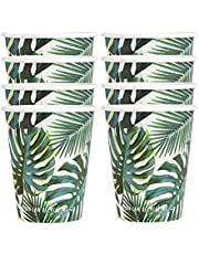 Talking Tables Tropische Palmblad Garland Bunting met Pastelblad