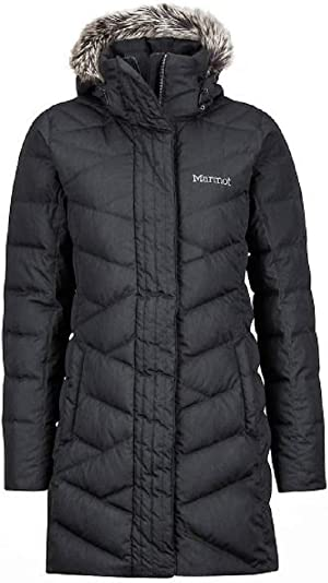 Marmot Ladies Long Down Jacket