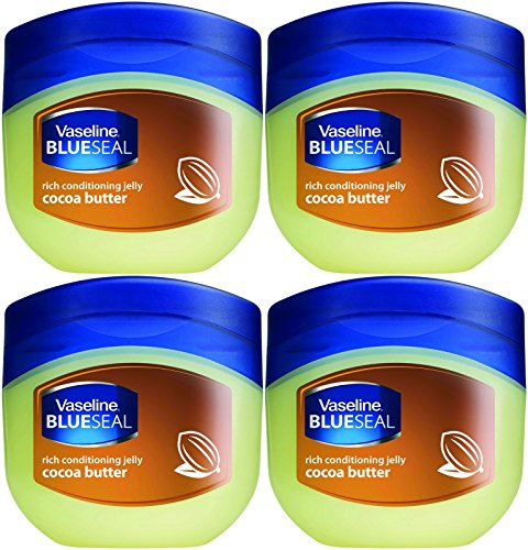 Vaseline Rich Conditioning Petroleum Jelly, Cocoa Butter, 3.