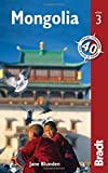 Mongolia (Bradt Travel Guides) by Jane Blunden (2014-12-16)