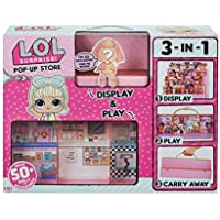 L.O.L. Surprise! Pop-Up Store (Doll - Display Case), Pink