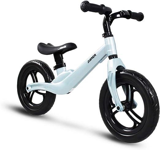 Kiblcy Pequeña Bicicleta Ligera y Ligera Sin Pedal Pedal de ...