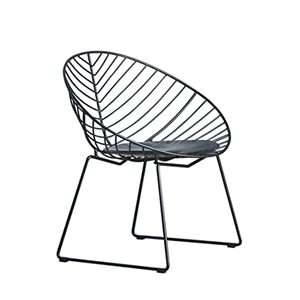 Super Amazon Com Xingping Simple Hollow Chair Creative Casual Gmtry Best Dining Table And Chair Ideas Images Gmtryco