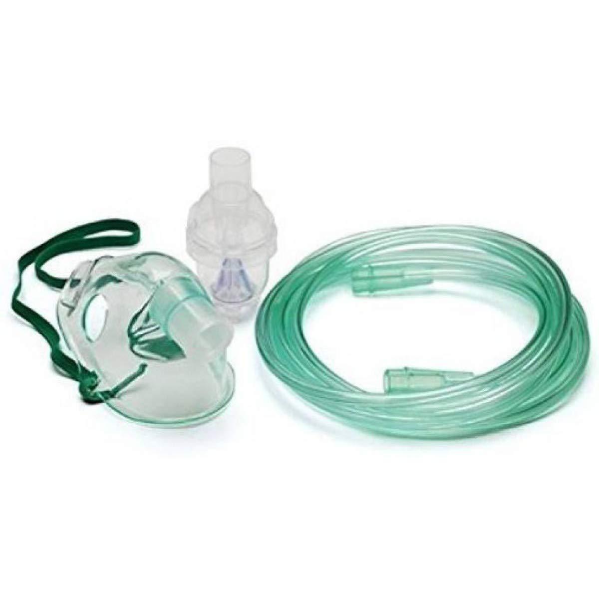 Nebulizer mask and tube