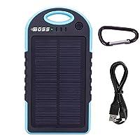 Boss Solar Panel External Charger, 5000m...
