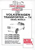Volkswagen Transporter T4, 1.9, 2.4 and 2.5 Litre Diesel Models from 1996 by Peter Russek
