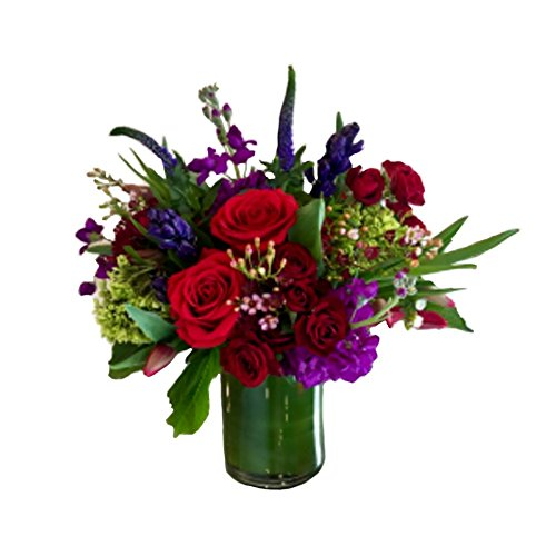 Dilly Lily - Designer's Choice : Alluring Flower Bouquet - Fresh and Hand Delivered - Chicago Area - Designers Choice Arrangement