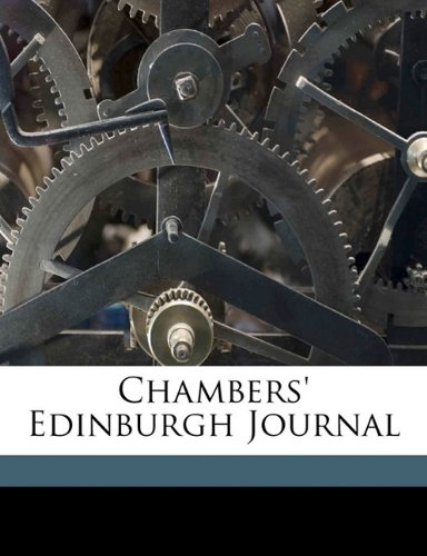 Chambers' Edinburgh journal pdf
