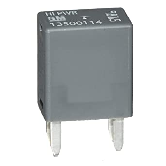 Switches & Relays High Power 4 Pin Fuse Box Relay # 13500114/8385 ...