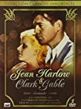 Jean Harlow & Clark Gable: Saratoga (1937) / Red Dust (1932) - Region 2 PAL Double-DVD Collector's Box Set [Import]