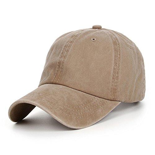 Llxln 2017 Lavada De Algodón De Buena Calidad Gorras Snapback Para Hombres Y Mujeres Sombreros Sombrero De Verano Deportivo Outdoorf: Amazon.es: Ropa y ...