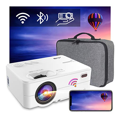 Top 10 Best Mini Projector With Wifi And Bluetooth 2021 - Buying Guides