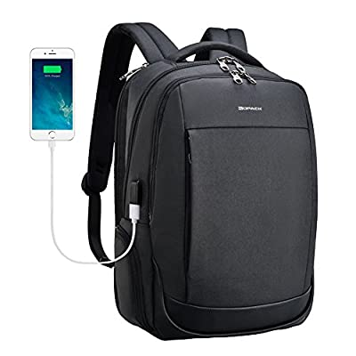 kopack Laptop Backpack Quick Access Side Load Travel Backpack Water Repellent