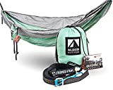 Wildhorn Outpost Hammocks are designed with ease-of-use in mind. We believe camping hammocks should be durable, tree-friendly, comfortable, and quick to set up. All Outpost Hammocks come with everything you need to hang it up for the first time. No n...