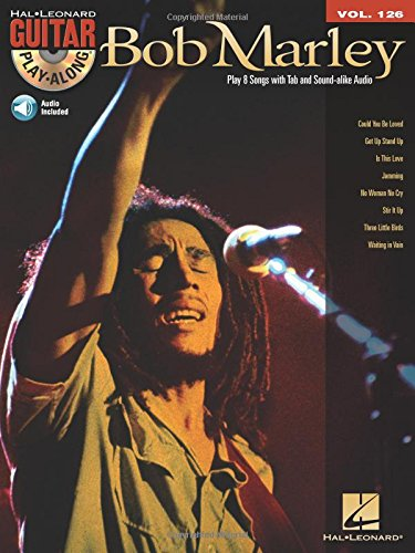 Bob Marley - Guitar Play-Along Volume 126 (Audio Online) (Hal Leonard Guitar Play-along)