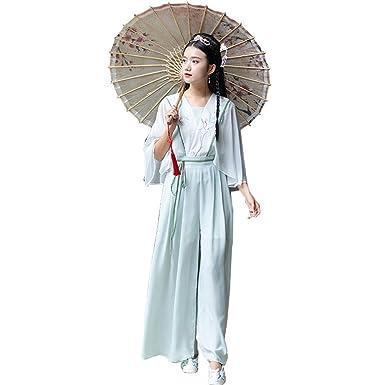 Traje De Juego De rol para Mujer Hanfu - Vestido Tradicional ...