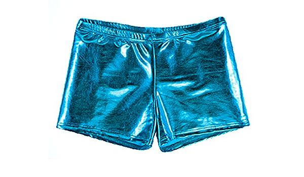 moily Girls Tie Dye Boycut Dance Shorts Gym Workout Yoga Booty Short Gymnastics Hot Pants