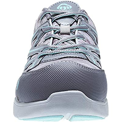 Wolverine Women's Jetstream Athletic Composite Toe Work Shoe: Shoes