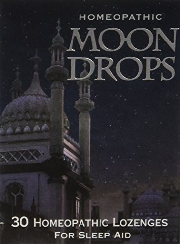 - Homeopathic Moon Drops, 30 Count