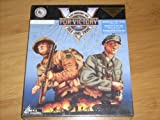 V For Victory - D-Day Normandy - 1944 - Gold - Juno - Sword - IBM PC & 100% Compatibles - 3.5-in and 5.25-in diskettes -